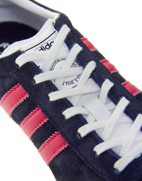 Image 4 ofAdidas Gazelle OG Navy Trainers