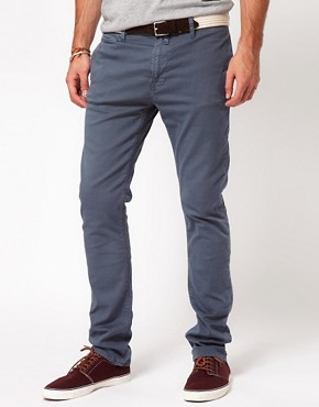 Image 1 ofNudie Chinos Skinny Fit
