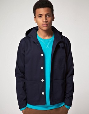 Image 1 ofASOS Hooded Jacket