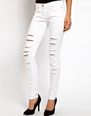 Mango Ripped Skinny Jean