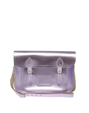 Image 1 ofCambridge Satchel Company 13&quot; Exclusive to Asos Satchel