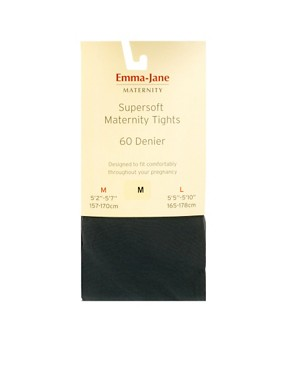 Image 2 ofEmma Jane Maternity 60 Denier Microfibre Tights