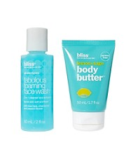 Bliss ASOS Exclusive Mini's Set SAVE 15%