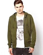 Diesel Hoodie Selzed Zipthru