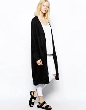Just Female Longline Kimono