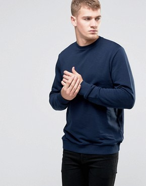 New Look Sweatshirt In Navy