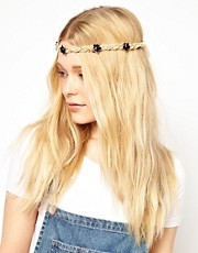 Johnny Loves Rosie Star Charm Headband