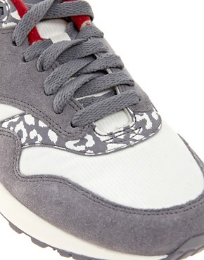 Image 3 ofNike Air Max 1 ND Grey Leopard Trainers