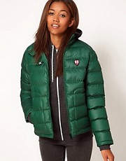 Puffa Jacket With Pockets