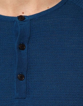 Image 3 ofASOS Grandad Neck Jumper
