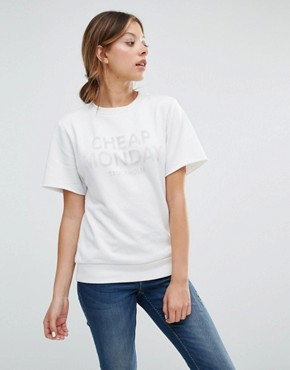 Cheap Monday Block Sweatshirt