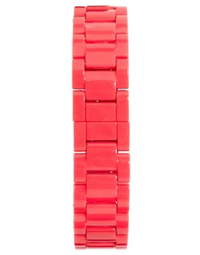 Image 2 ofZadig &amp; Voltaire Red Butterfly Watch