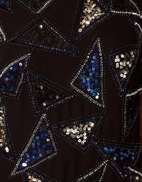 Image 3 ofASOS CURVE Diamond Embellished Top