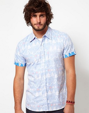 Image 1 of SpyDenim Boat Shirt