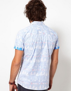 Image 2 of SpyDenim Boat Shirt