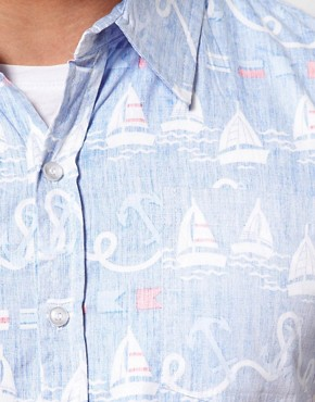 Image 3 of SpyDenim Boat Shirt
