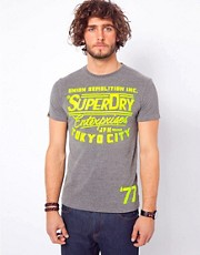 Superdry Enterprise T-Shirt