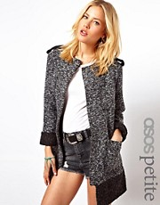 ASOS PETITE Exclusive Coatigan