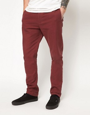 Image 1 ofInsight Chinos With Slim Fit