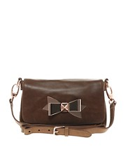Ted Baker Brinkle Leather Cross Body Bag
