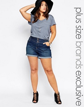 New Look Inspire High Waist Short