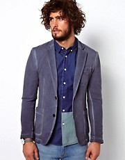 United Colors Of Benetton Jersey Blazer