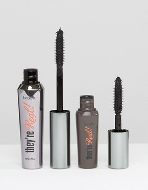 Limited Edition Benefit They're Real Big Steal Mascara Set