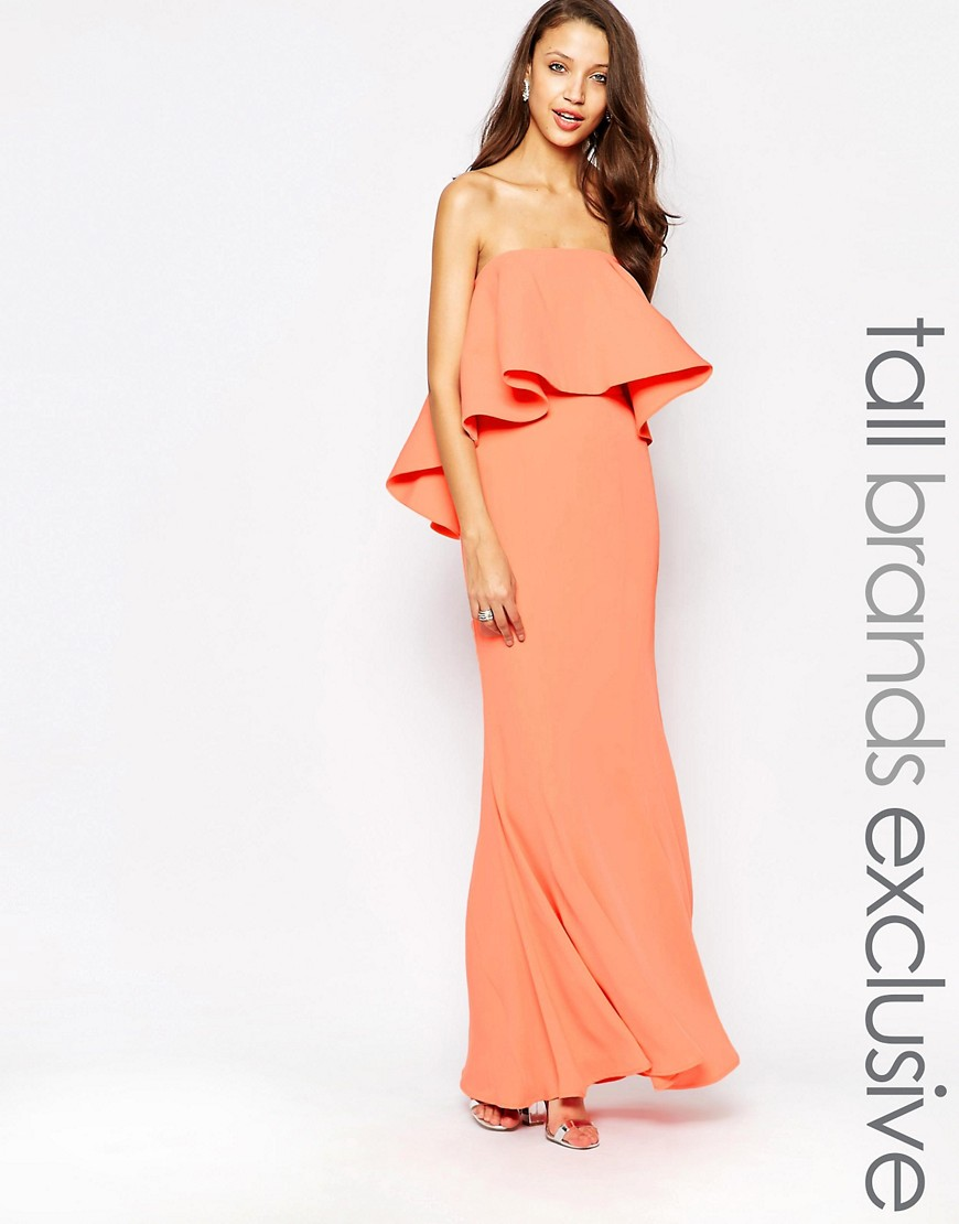 Lily Maxi Dress Sale Image of Jarlo Tall Lily