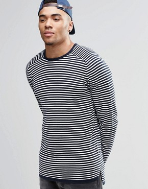 Jack & Jones Stripe Knitted Jumper