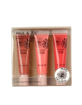 Image 2 ofPaul &amp; Joe ASOS Exclusive Lipgloss Trio SAVE 77%