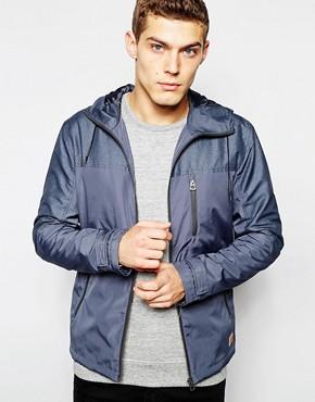 Jack & Jones Hooded Windbreaker Jacket