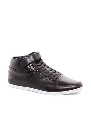 Image 1 of Boxfresh Swich Leather Trainers