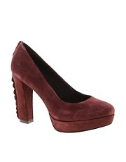 Pieces Bebbie Suede Pump