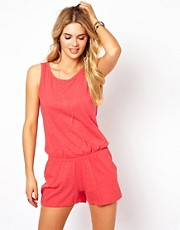 Vila Jersey Playsuit