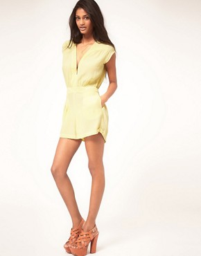 Image 4 ofMotel Jacqueline Playsuit