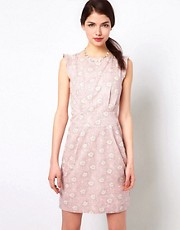 Vestido estampado Alice de Emily & Fin