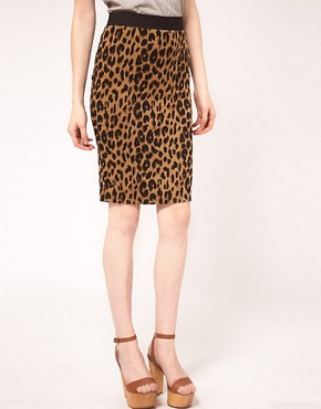 Image 4 ofWarehouse Animal Tube Skirt