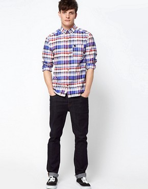 Image 4 ofJack &amp; Jones Shirt with Button Down Collar