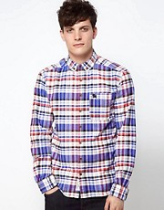 Camisa con cuello abotonado de Jack & Jones