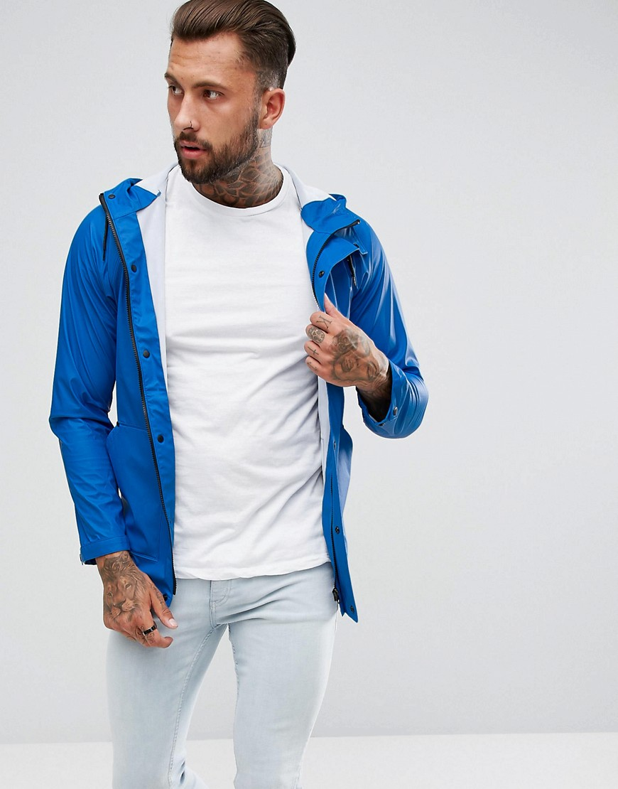 Another Influence Festival Waterproof Jacket - Blue