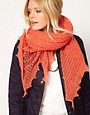 Image 1 ofJo Gordon Square Lace Scarf