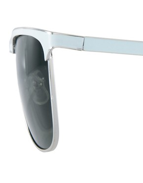 Image 4 ofJeepers Peepers Enamel Trim Sunglasses