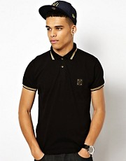 Money Polo Purity Badge Gold Tipped