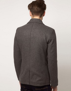 Image 2 ofASOS Peacoat