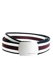 Ben Sherman Webbing Belt