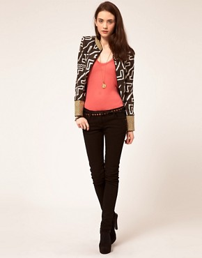 Image 4 ofSass &amp; Bide A Matter Of Fact Jacket
