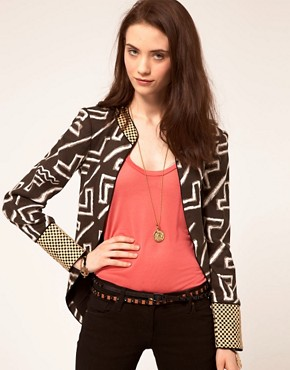Image 1 ofSass &amp; Bide A Matter Of Fact Jacket