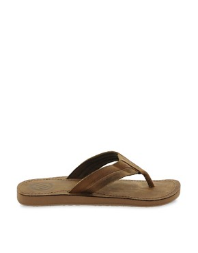 Image 4 ofAnimal Whitley Leather Flip Flops