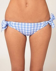Seafolly Sophia Mini Hipster With Tie Sides