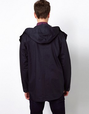 Image 2 ofPlectrum By Ben Sherman Jacket Hooded Waterproof